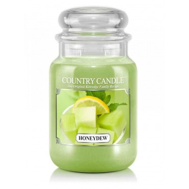 Duża świeca Honeydew Country Candle
