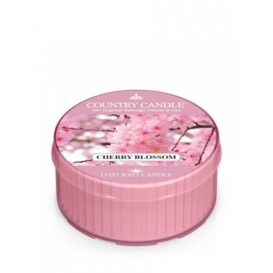 Daylight świeczka Cherry Blossom Country Candle