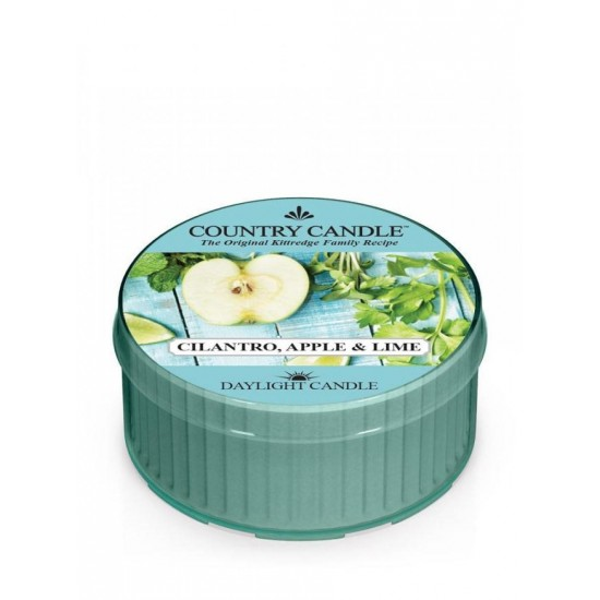 Daylight świeczka Cilantro, Apple & Lime Country Candle