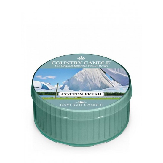 Daylight świeczka Cotton Fresh Country Candle