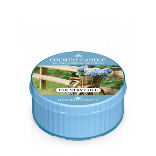 Daylight świeczka Country Love Country Candle