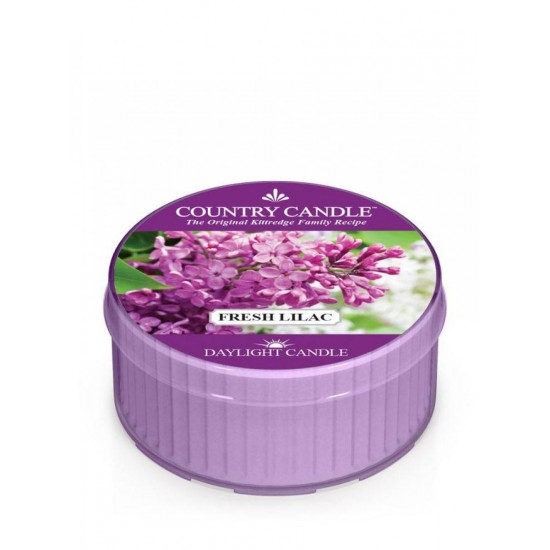Daylight świeczka Fresh Lilac Country Candle