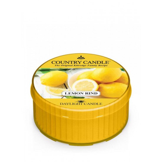 Daylight świeczka Lemon Rind Country Candle