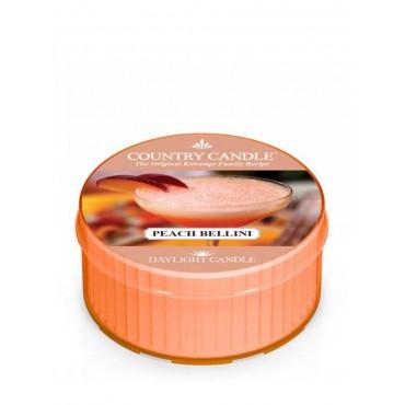 Daylight świeczka Peach Bellini Country Candle