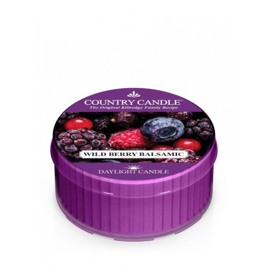 Daylight świeczka Wild Berry Balsamic Country Candle