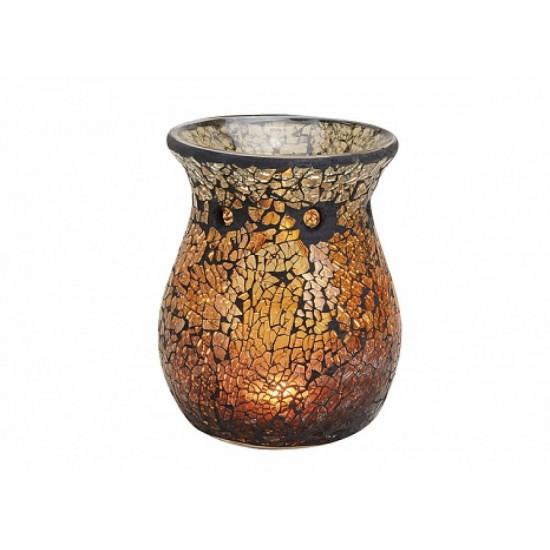 Kominek Mozaika (złota)