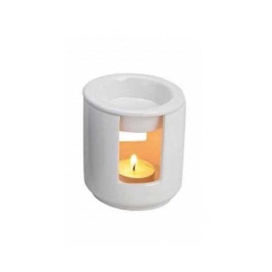 Kominek Lampka (biały)