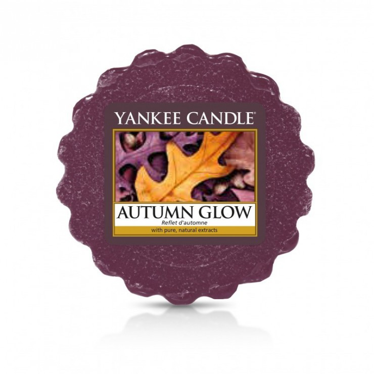 Wosk Autumn Glow Yankee Candle