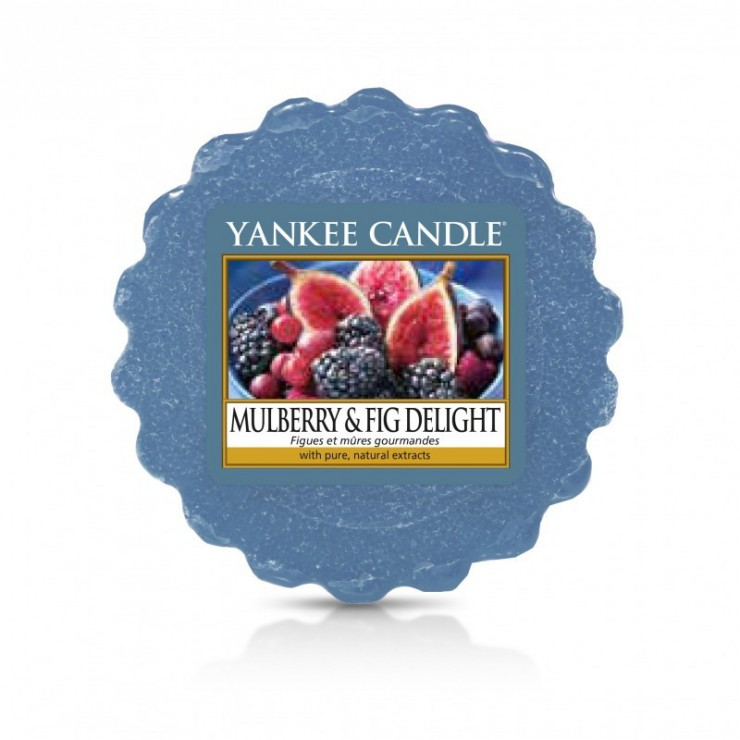 Wosk Mulberry & Fig Delight Yankee Candle