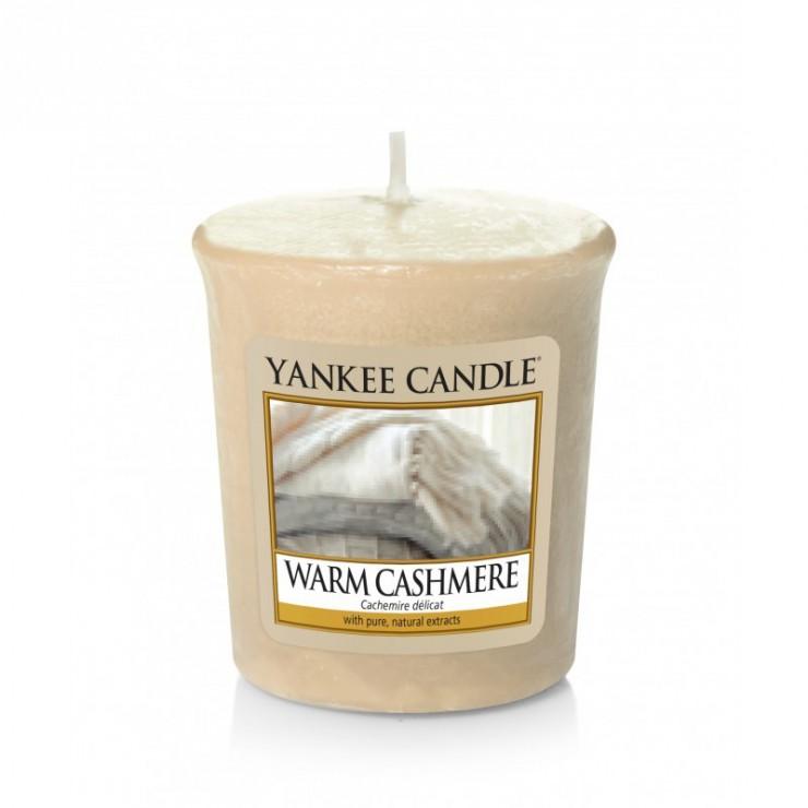 Sampler Warm Cashmere Yankee Candle