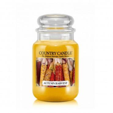 Duża świeca Autumn Harvest Country Candle