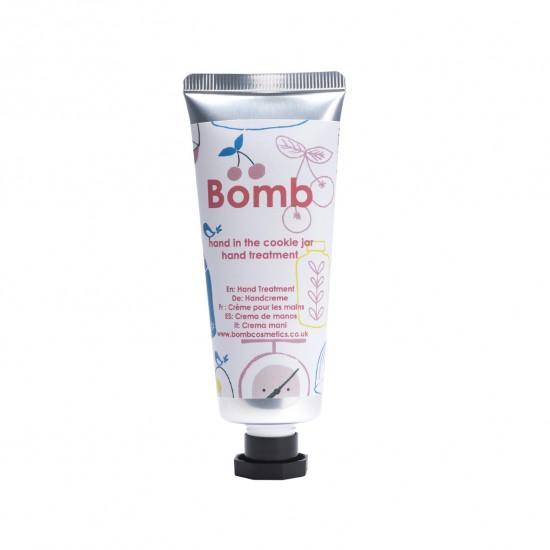 Kuracja do rąk CIASTECZKOWA z olejkami eterycznymi Bomb Cosmetics
