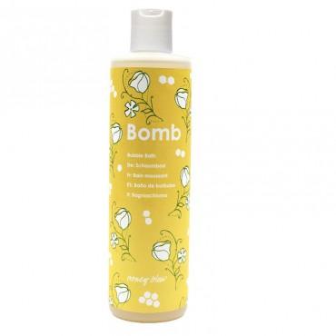 Kąpiel z bąbelkami HONEY GLOW Bomb Cosmetics