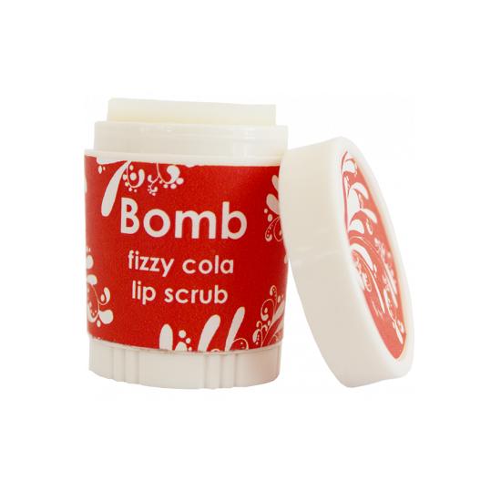 Delikatny scrub do ust MUSUJĄCA COLA Bomb Cosmetics