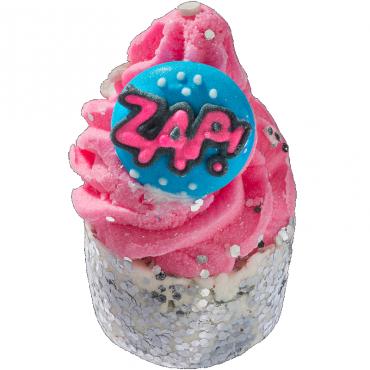 Kremowa babeczka do kąpieli ZAP! Bomb Cosmetics