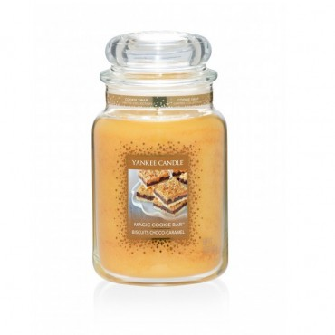 Duża świeca Magic Cookie Bar Yankee Candle