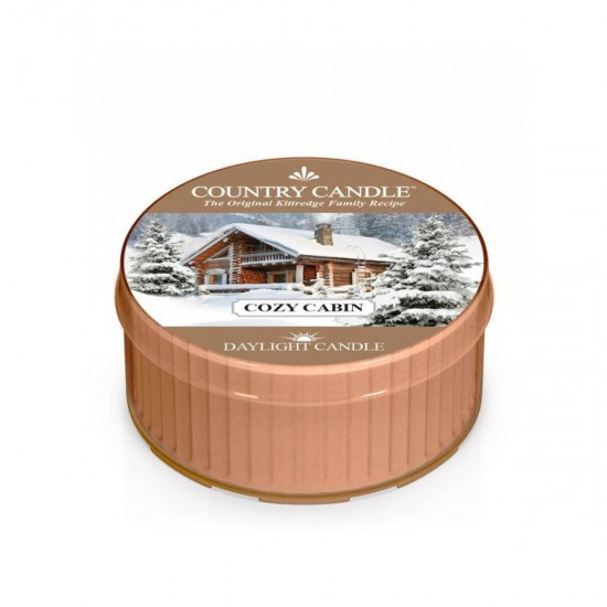 Daylight świeczka Cozy Cabin Country Candle