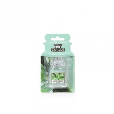 Car jar ultimate Aloe Water Yankee Candle