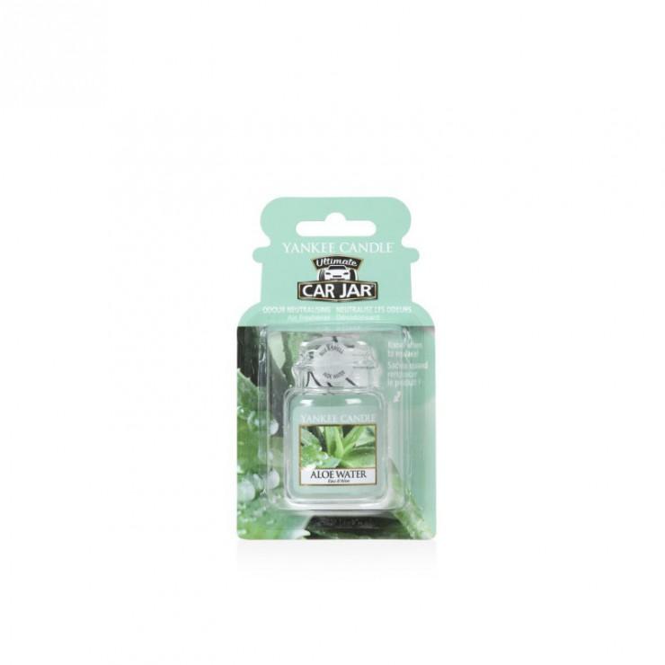 Car jar ultimate Aloe Water Yankee Candle