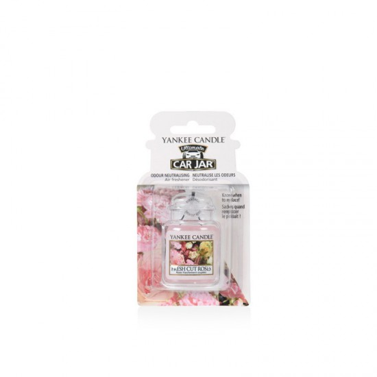 Car jar ultimate Fresh Cut Roses Yankee Candle