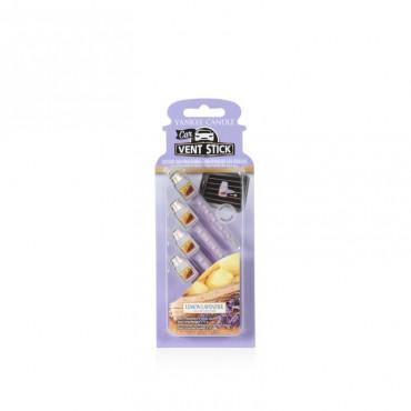 Car Vent Stick Lemon Lavender Yankee Candle