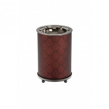 Modern Pinecone - kominek do wosków