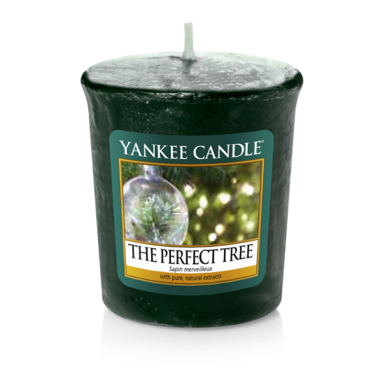 Sampler The Perfect Tree Yankee Candle