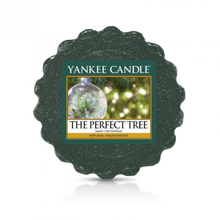 Wosk The Perfect Tree Yankee Candle