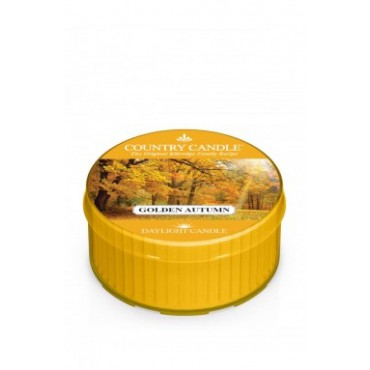 Daylight świeczka Golden Autumn Country Candle