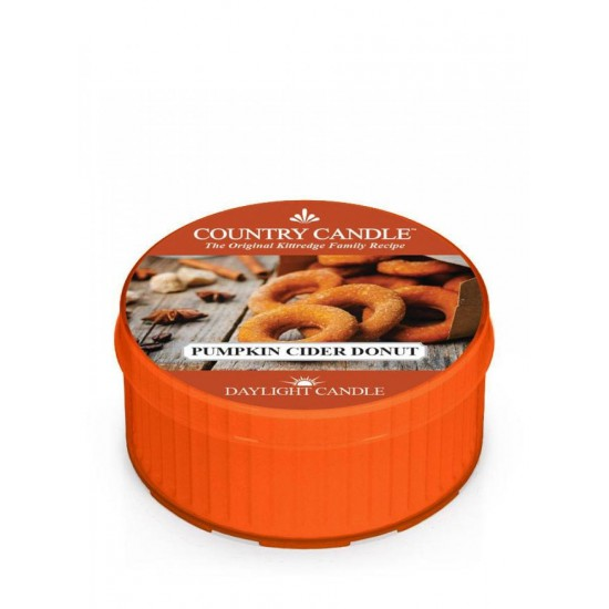 Daylight świeczka Pumpkin Cider Donut Country Candle