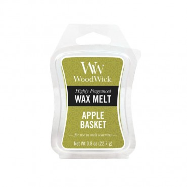 Wosk Apple Basket WoodWick
