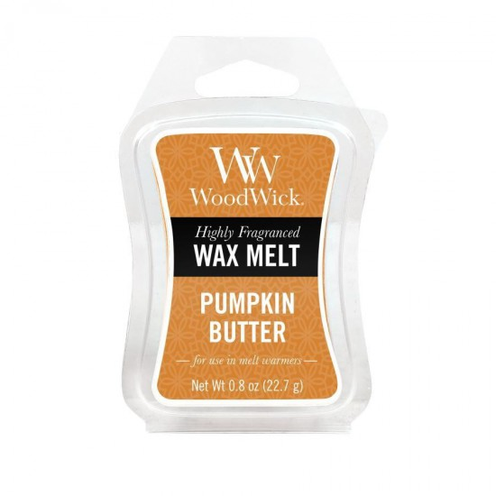 Wosk Pumpkin Butter WoodWick