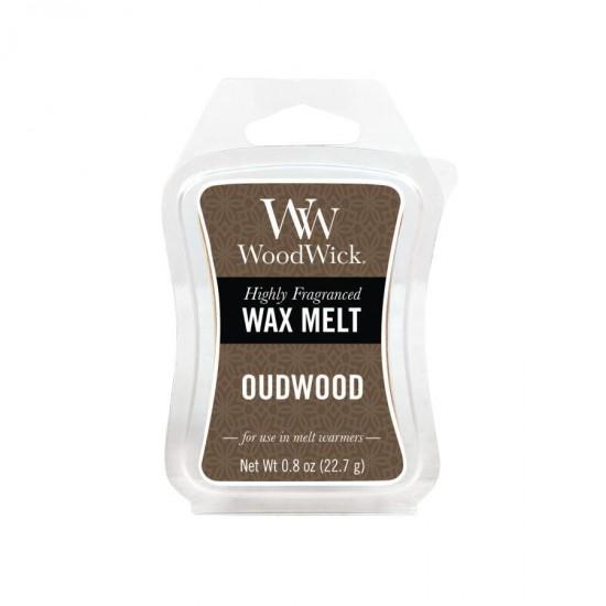 Wosk Oudwood WoodWick