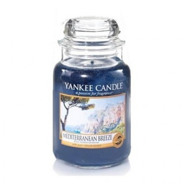 Duża świeca Mediterranean Breeze Yankee Candle