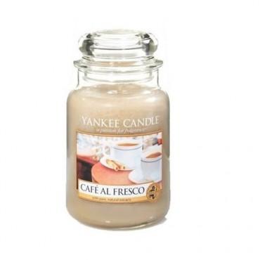 Duża świeca Cafe Al Fresco Yankee Candle