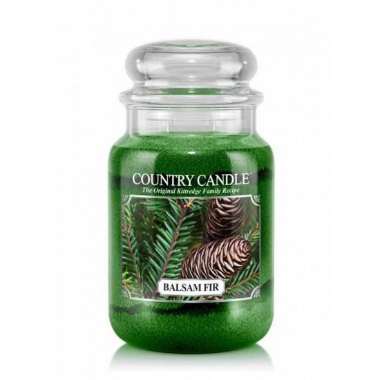 Duża świeca Balsam Fir Country Candle