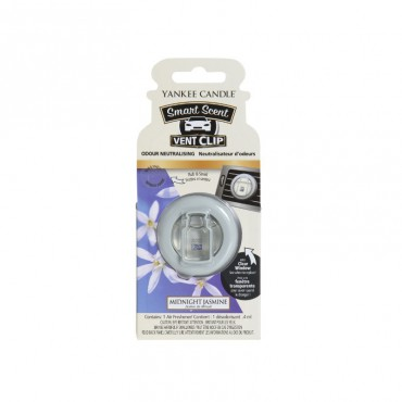 Car vent clip Midnight Jasmine Yankee Candle