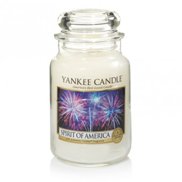 Duża świeca Spirit of America Yankee Candle