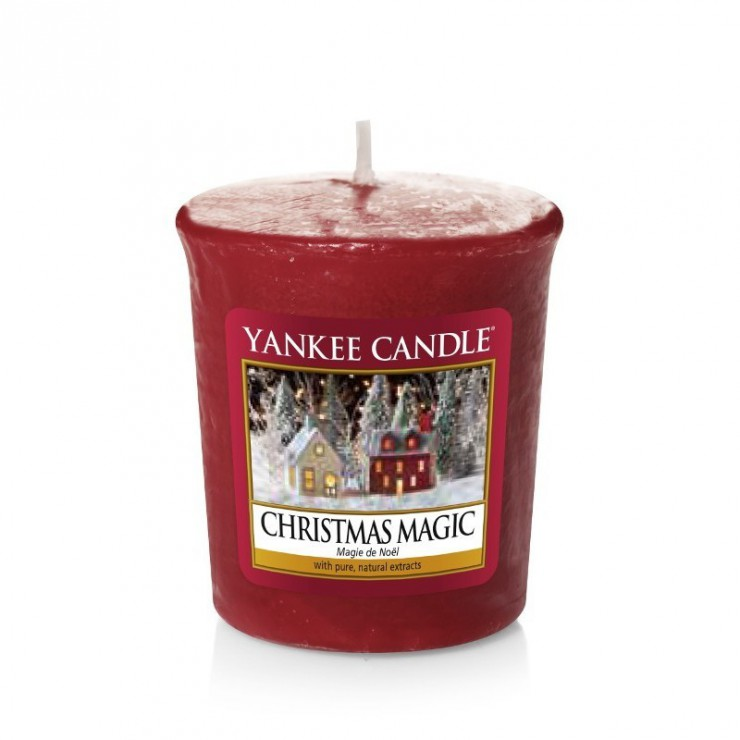 Sampler Christmas Magic Yankee Candle