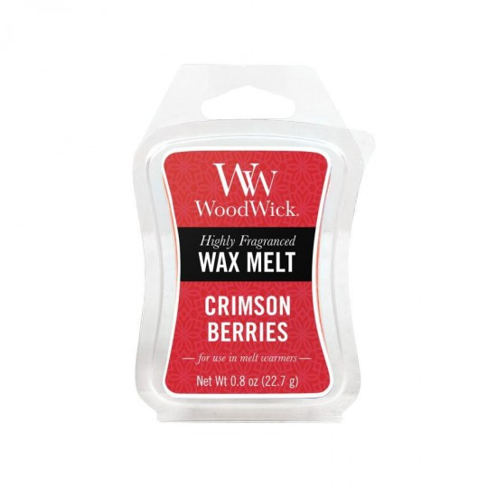 Wosk Crimson Berries WoodWick