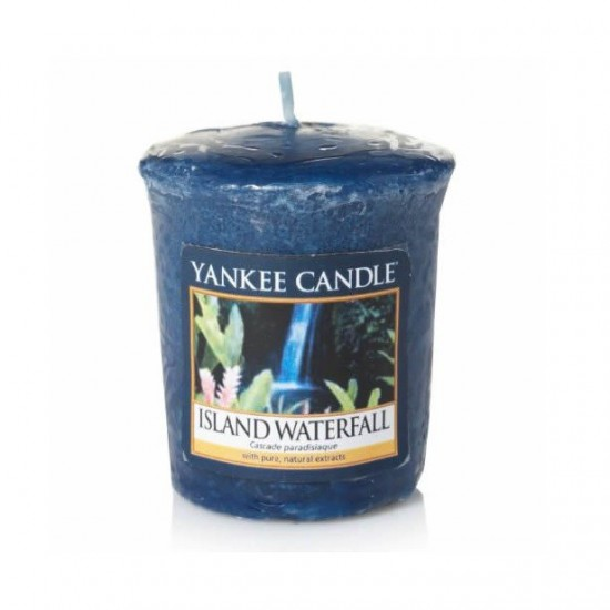 Sampler Island Waterfall Yankee Candle