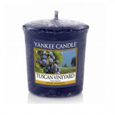 Sampler Tuscan Vineyard Yankee Candle