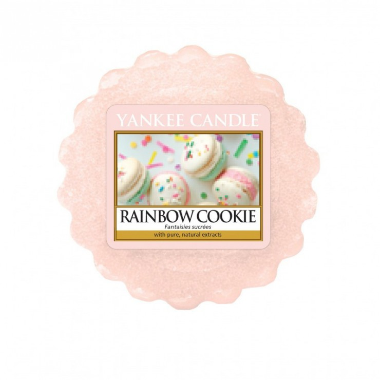 Wosk Rainbow Cookie Yankee Candle