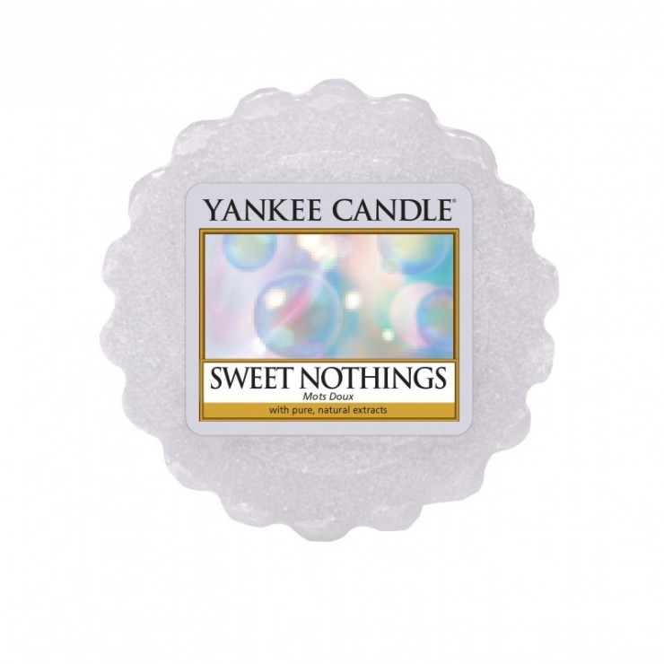 Wosk Sweet Nothings Place Yankee Candle