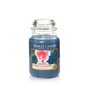 Duża świeca Hibiscus Water Yankee Candle