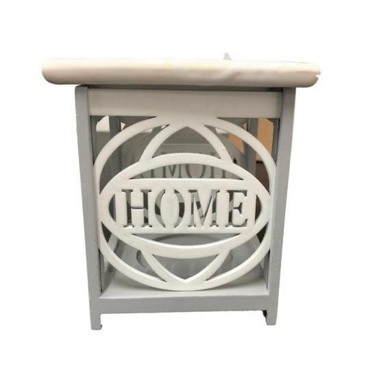 Kominek o wosków Home (biały)