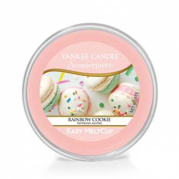 Wosk Scenterpiece Rainbow Cookie Yankee Candle