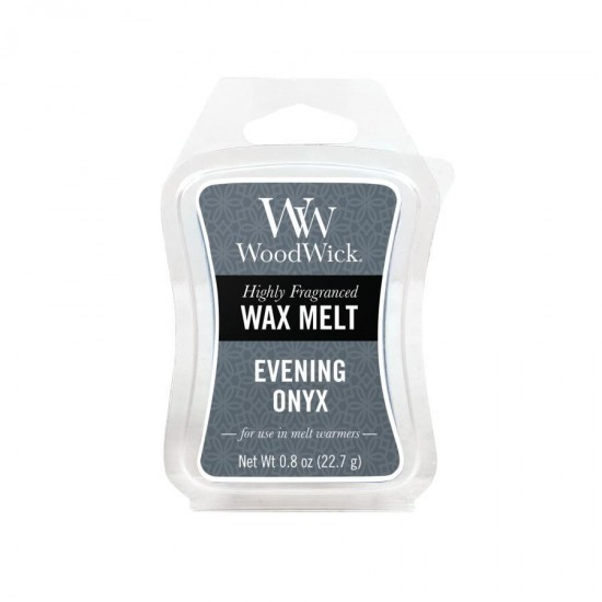 Wosk Evening Onyx WoodWick