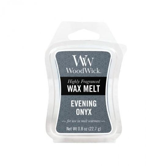 Wosk Evening Onyx WoodWick
