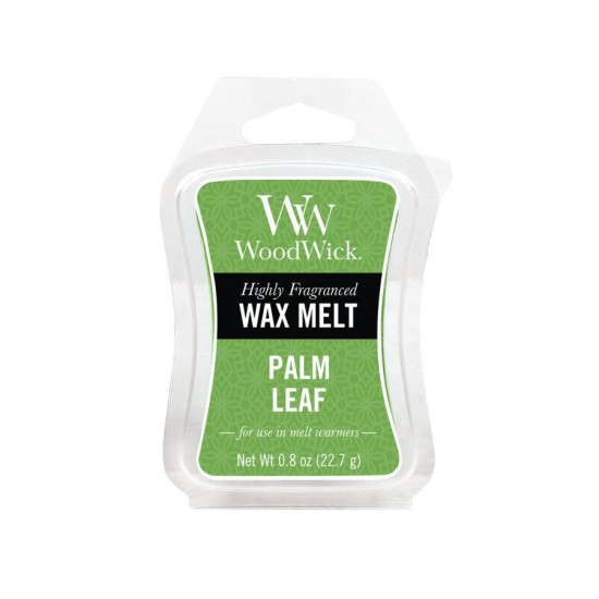 Wosk Palm Leaf WoodWick